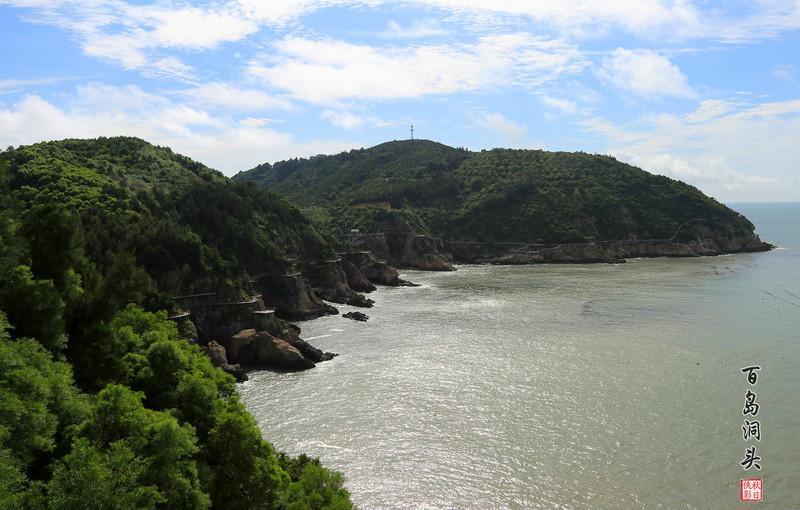 【秋侠之旅】蓝天白云下的海边栈道,百岛洞头二日休闲