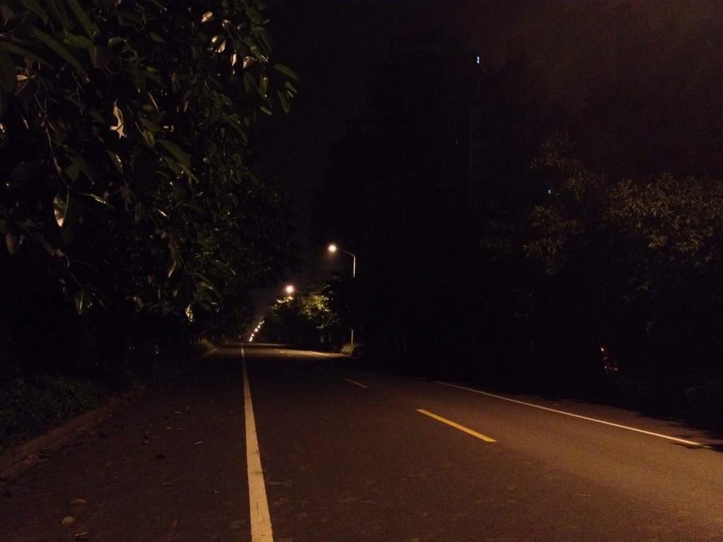 深圳凌晨图片风景