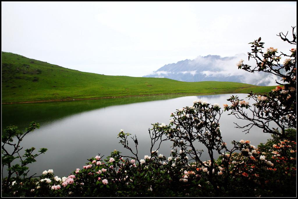 四川茂县九顶山风景区