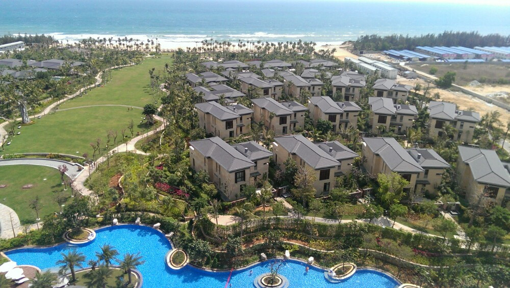 三亚海棠湾洲际酒店体验