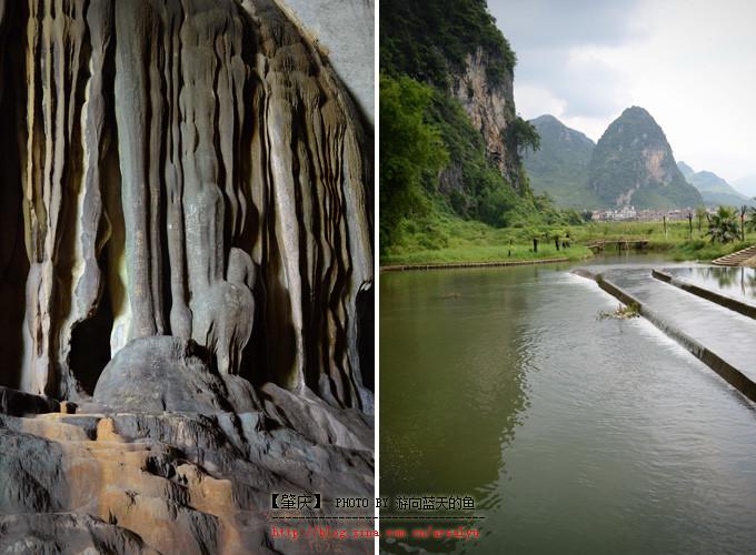 燕岩风景区位于怀集县西南面的桥头镇,距怀集县城27公里.