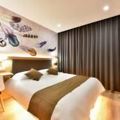 布丁酒店(北京物資學院路地鐵站店)