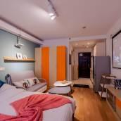 斑斕家公寓(上海人民廣場店)