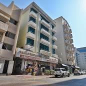 拜桑廣場公寓酒店