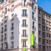 巴黎15拉克布宜必思尚品酒店