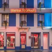 巴黎艾麗甘西亞精品酒店